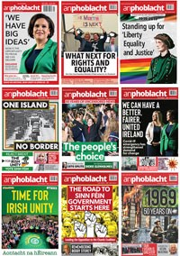 An Phoblacht old issues