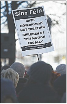 SF protest placard Equality for children