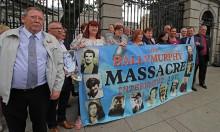 Ballymurphy families 2015 Dáil