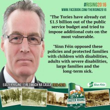 Gerry Kelly 2015