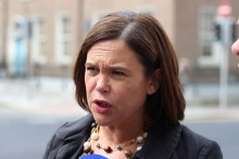 Mary Lou McDOnald head