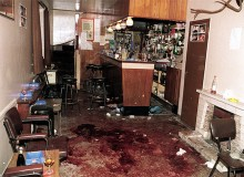 Loughinisland massacre scene