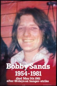 Bobby Sands poster