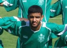 Palestine soccer star Mahmoud Sarsak