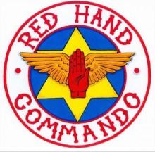 Red Hand Commando logo