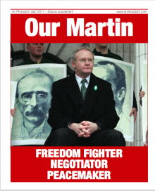 AP Front Martin McG Special Supplement, March 2017