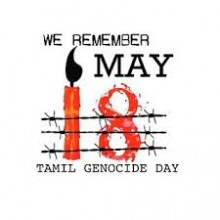Tamils Memorial Day