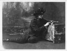 Markievicz was a part of the Easter Rising 1916 Rising