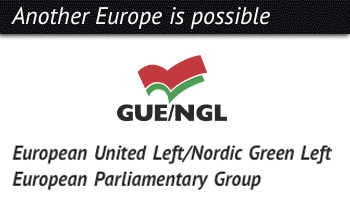 GUE-NGL Latest Edition ad
