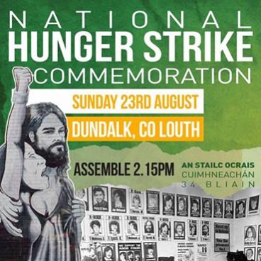 Hunger Strike Commemoration 2015