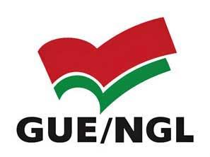 GUE/NGL logo