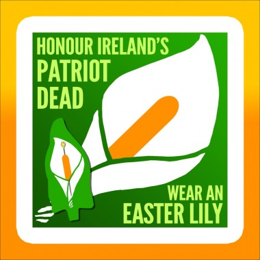 Easter Lily logo