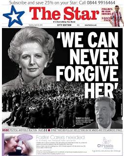 Thatcher The Star regional