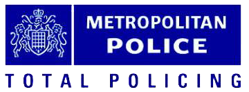 Met Police logo Total Policing