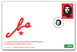 Che First Day Cover