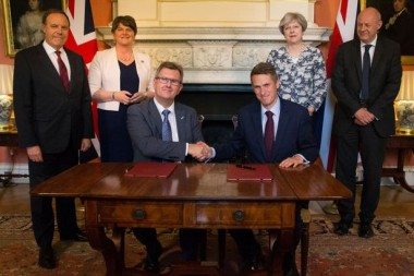 TORY/DUP PACT