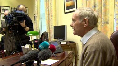 Martin resigns