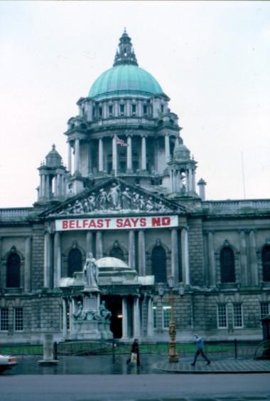 city hall 1980s