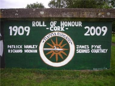 Cork Roll of Honour