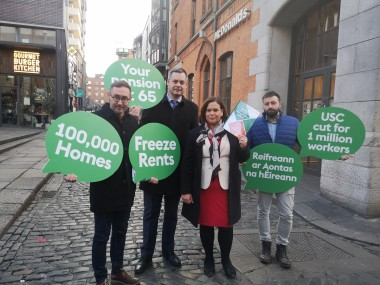election pledges - rent homeless
