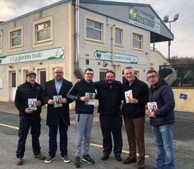 donegal canvass