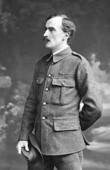 The O'Rahilly (above) was the only member of the 1916 leadership to die in combat