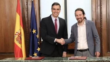 Sanchez and Iglesias