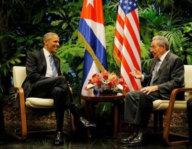 Obama Raul
