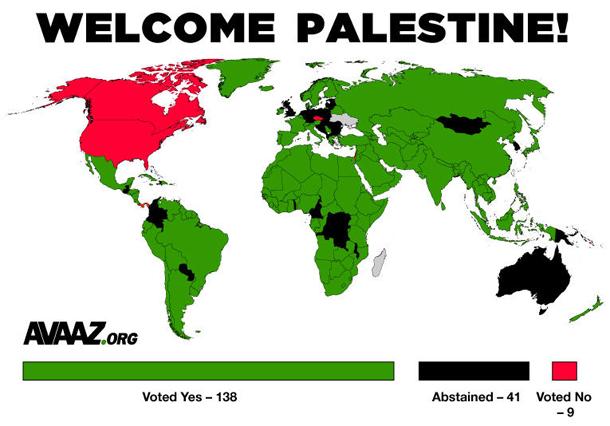 PalestineUNVotes