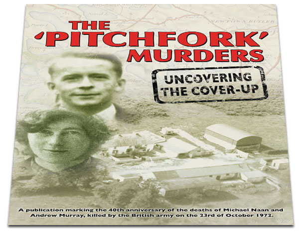 The Pitchfork Murders Second Print Run Now Available In