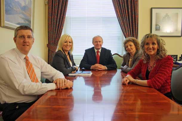 Sinn Féin ministers
