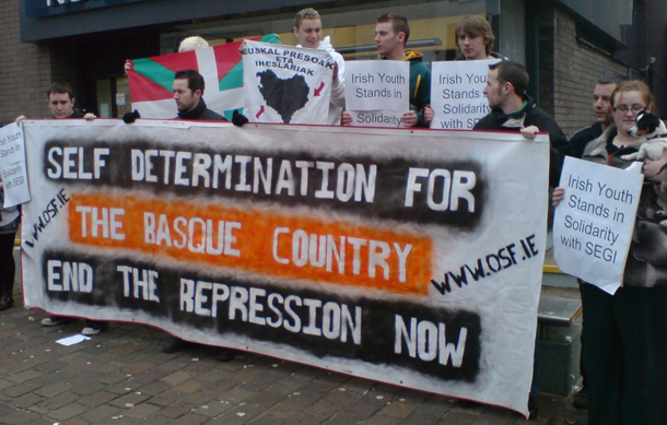 Spain's Basque Country proclaims right to self-determination
