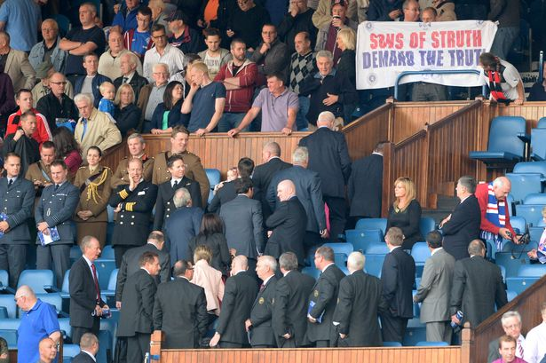Ibrox BA officers