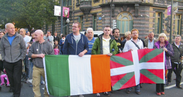 Basque Delegation 2013