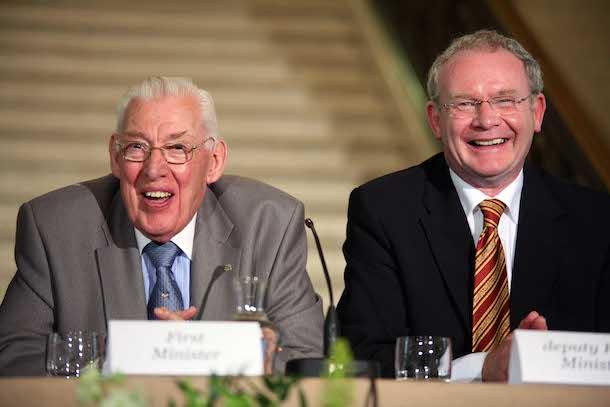 McGuinness & Paisley