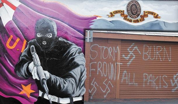 UVF and racism