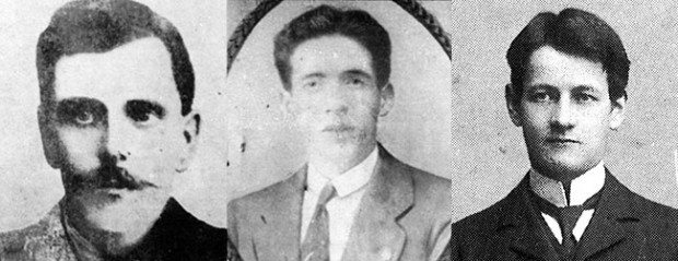 Michael Fitzgerald, Joseph Murphy and Terence MacSwiney | An Phoblacht