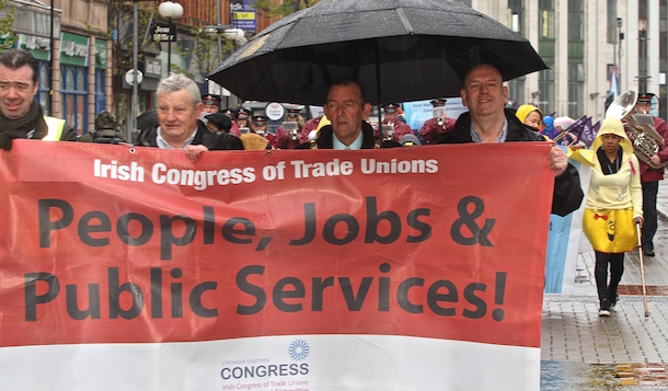 May Day 2015 Belfast