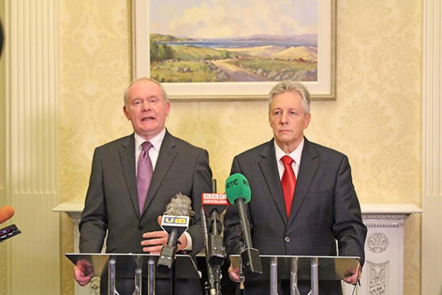 A Fresh Start The Stormont House Agreement Implementation Plan
