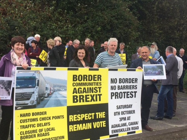 Border Communities Against Brexit group