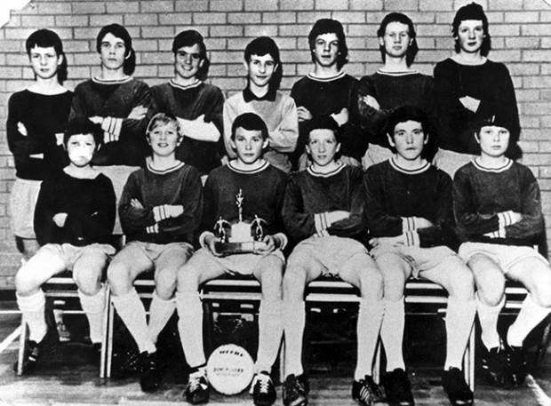 Bobby Sands soccer team