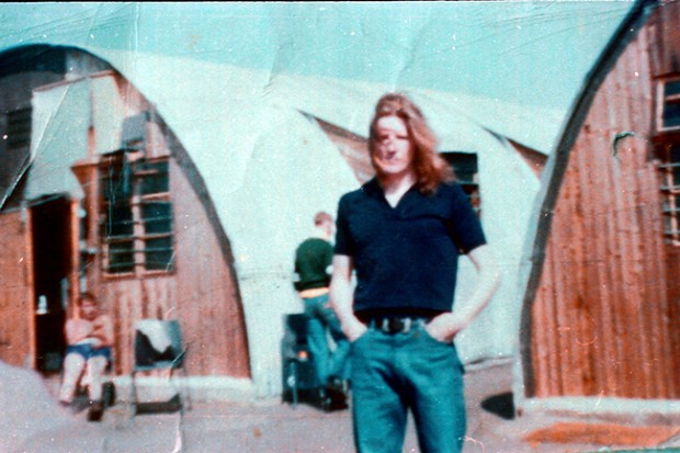Bobby Sands, Cages of Long Kesh