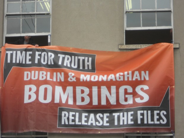 Dublin & Monaghan bombings – files banner