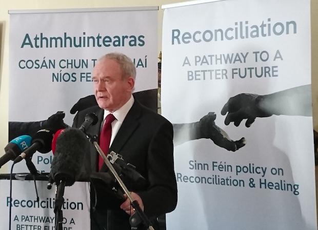 McG Reconciliation doc launch Nov 2016