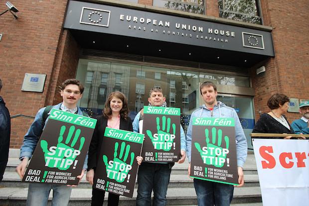 TTIP SF Dublin 2005