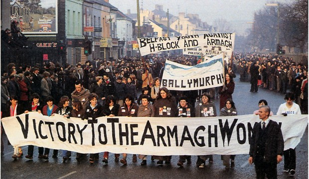 Armagh women rally