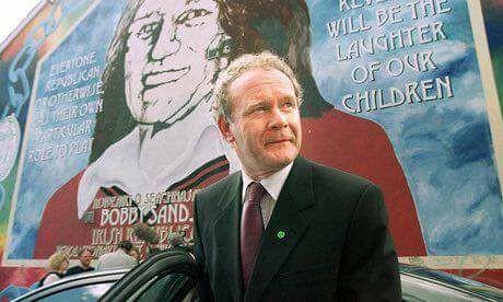 Martin Bobby Sands mural