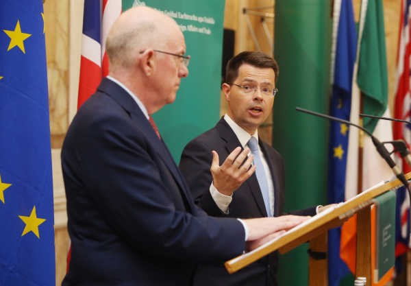 Charlie Flanagan & James Brokenshire