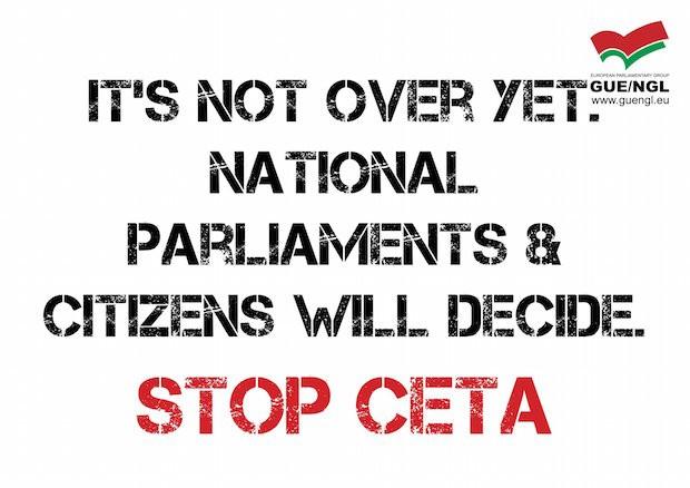 CETA Stop
