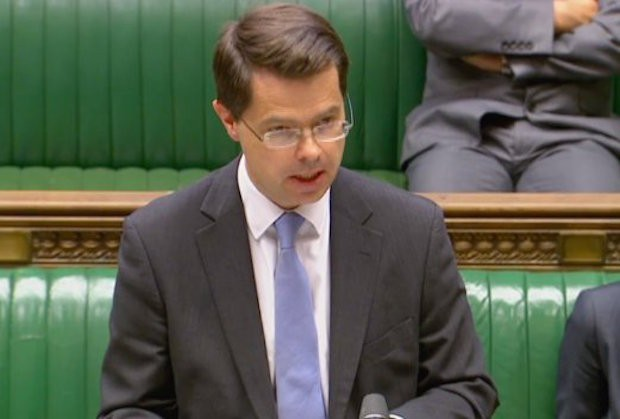 James Brokenshire in Commons